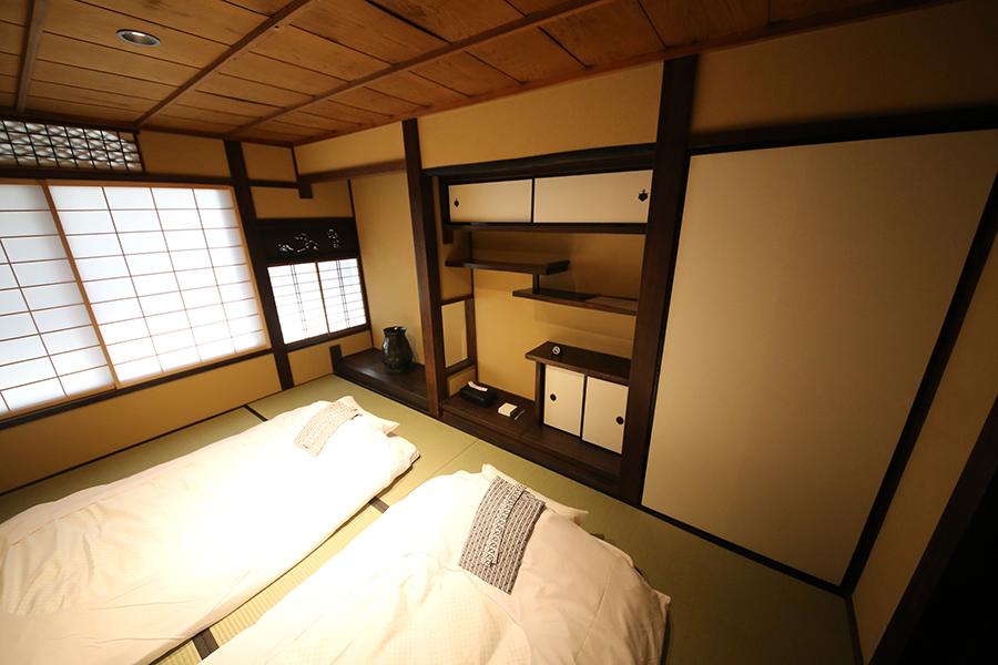 京町家旅館