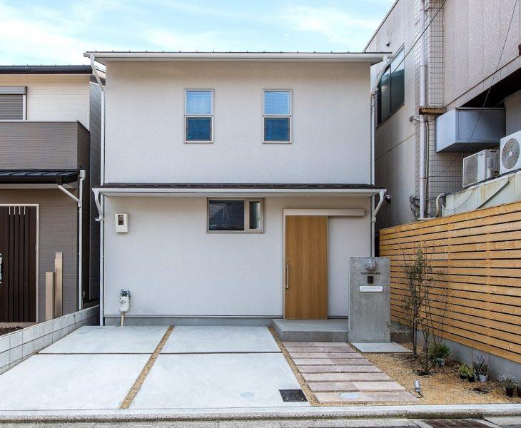 京都注文住宅 garDEN 施工事例